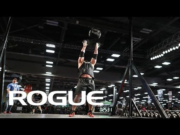2018 Arnold Strongman Classic | Bag over Bar Highlights 8K