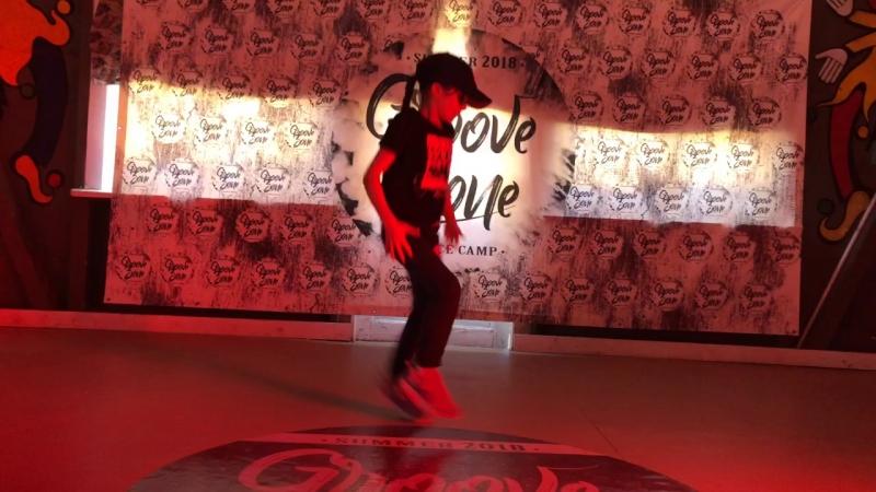 Groove Zone Dance Camp   Summer 2018   Showcase   Горчакова Милана