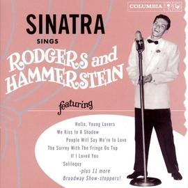 Frank Sinatra альбом Frank Sinatra Sings Rodgers & Hammerstein