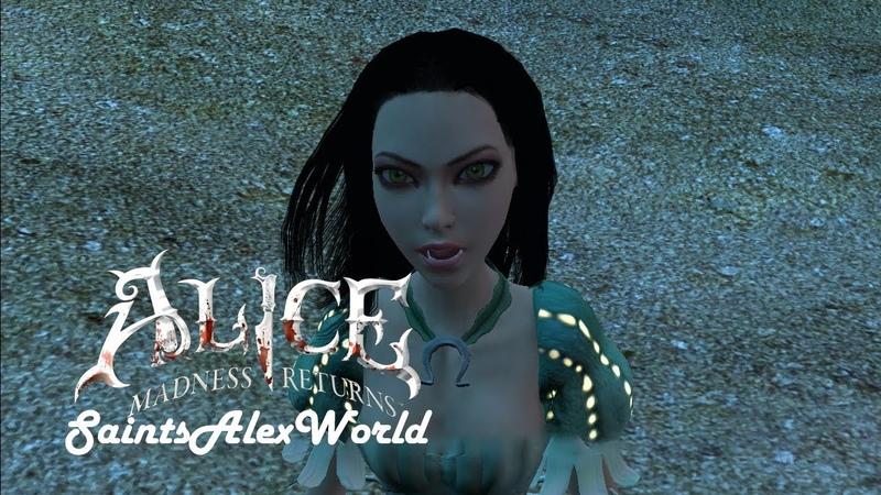 4| Alice: Madness Returns - Обзавелись лошадкой.