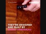 Мебель с секретами - интересная работа мастеров - vk.com/tricks_lf
