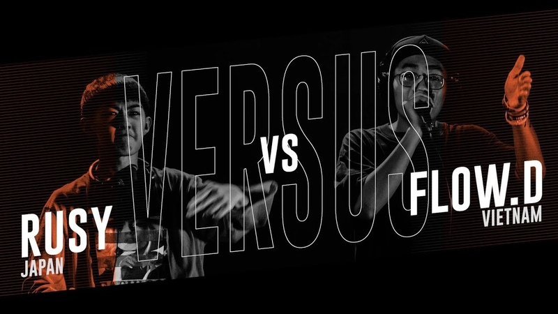 RUSY (JPN) vs FLOW.D (VN) |Asia Beatbox Championship 2018 SMALL FINAL LOOPSTATION BATTLE