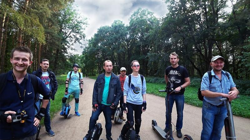Saint-petersburg Let's ride v14.0 [Peterhof]