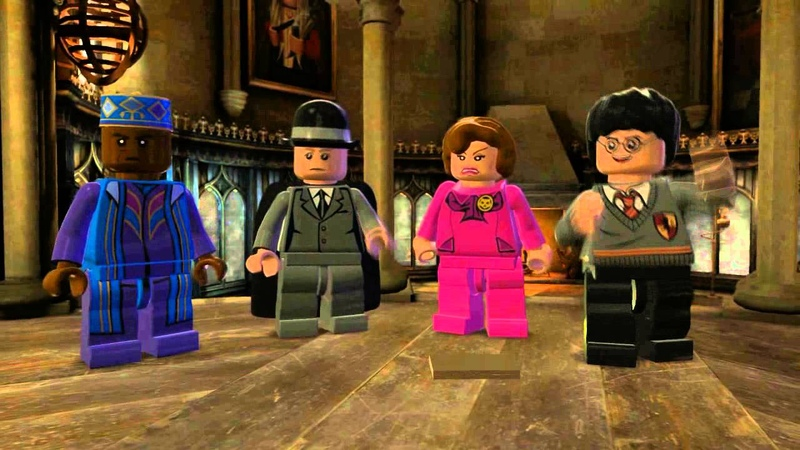 LEGO Harry Potter Years 1-7 - All Cutscenes - All 8 Full Movies [3 HOURS]
