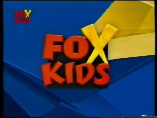 Fox Kids Центральная и Восточная Европа (восточный сигнал, русская аудио) - Sonic X на Jetix [2004]