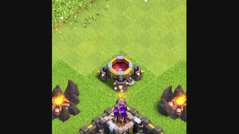 Swarm the skies with ballistic bats! The Bat Spell is a new Dark Elixir spell, available a.mp4