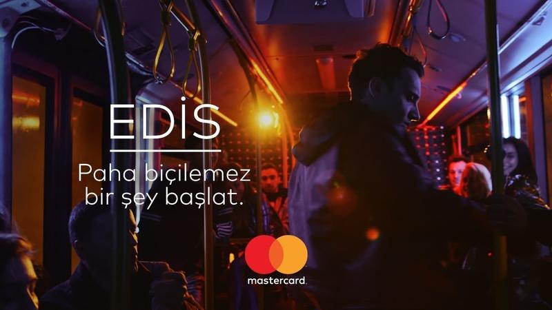 Mastercard Sunar Edis'in yeni şarkısı - Paha Biçilemez Bir Şey Başlat