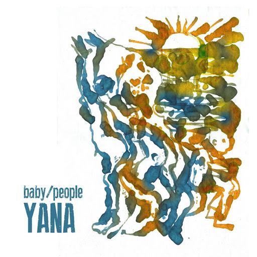 Яна альбом Baby / People