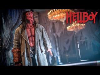 Hellboy (2019 Movie) New Trailer Tonight – David Harbour, Milla Jovovich