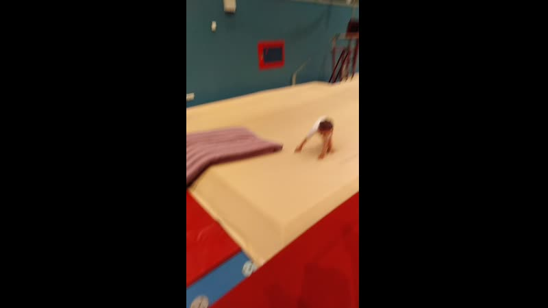 Гимнаст-акробат. 22.05.19г