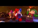 Релизный трейлер LEGO® DC Super-Villains