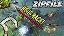 ZIP FILE DOMINATION - Best Pudge of Dota 2