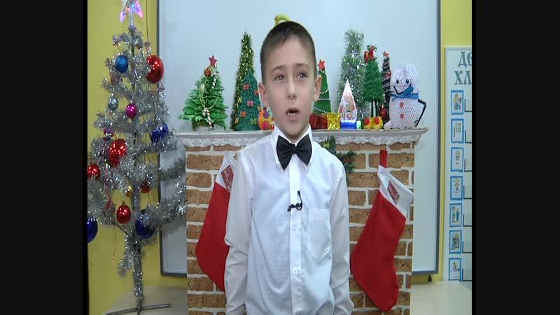 На конкурс Новогодняя звезда Участник №144 Тимур Каюмов, 6 лет