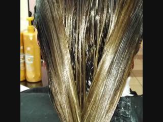 Коллаген для волос в ⚜️Ola-La⚜️💁♀️ Успейте записаться !!!!