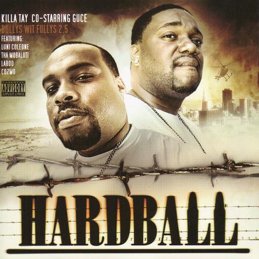 Guce альбом Bullys wit Fullys - Hardball