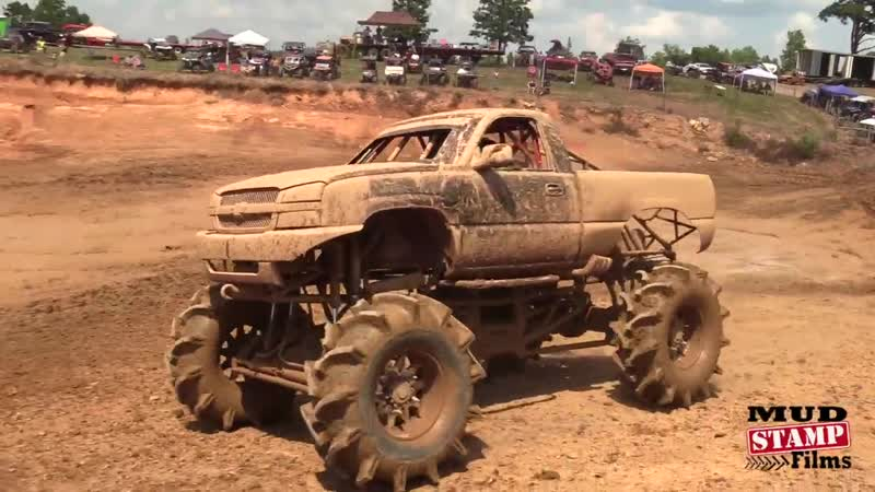 Wicked Hill n Hole Comp- West GA Mud Park 2019