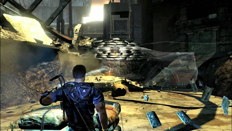 Inversion - Gameplay E3 2011 - PS3 Xbox360