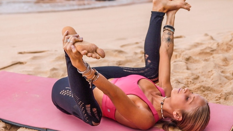 Yoga For PMS, Other Aches, Gentle Realignment ♥ Your Self Love Doctor Is In