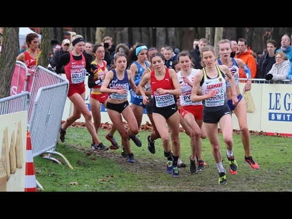 U23 Women's Race at European XC Championships 2018