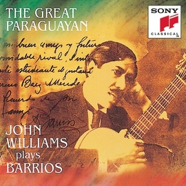 John Williams альбом Barrios - The Great Paraguayan