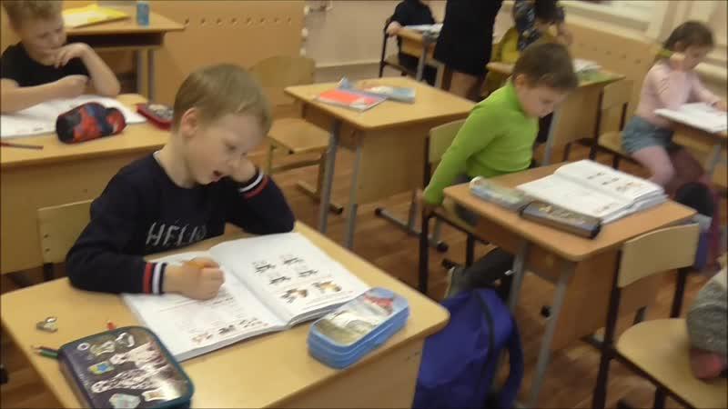 Математика Занятие в Лицее для малышей (2)