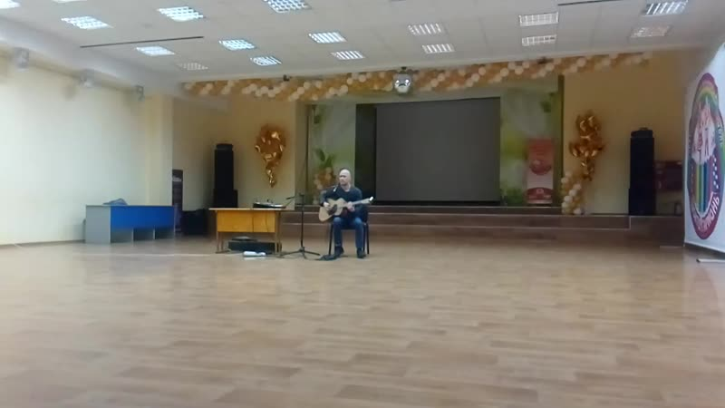 Гитарист виртуоз Данис Щербаков