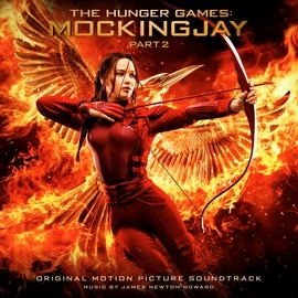James Newton Howard альбом The Hunger Games: Mockingjay, Part 2