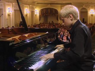 II Международный конкурс молодых пианистов Grand Piano Competition Торжественное открытие II Международного конкурса молодых пианистов Grand Piano