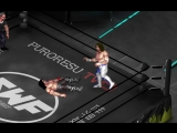 SWF The End (Johnny Bryant vs Crazy Smasher)