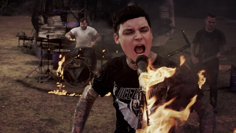 The Amity Affliction The Weigh Down OFFICIAL VIDEO