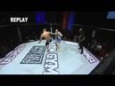 Mike Shredder Garret's one-second MMA knockout