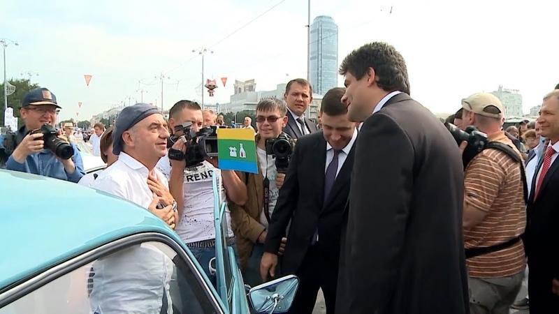 Владимир Шахрин признался, чем связан со властью