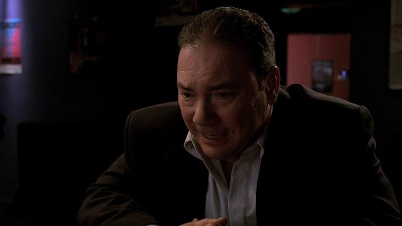 The Sopranos Клан Сопрано Делаешь ставку думай головой а не ж