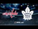Washington Capitals vs Toronto Maple Leafs   Feb.21, 2019   Game Highlights   NHL 2018/19   Обзор