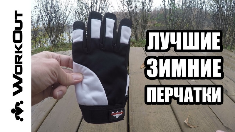 [РАСПАКОВКА] Лучшие зимние перчатки для тренировок на турнике WORKOUT Z серии | Магазин WORKOUT