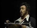Luciano Pavarotti - La donna e mobile - Live 1981
