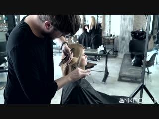 the most popular lob (long bob) womens haircut