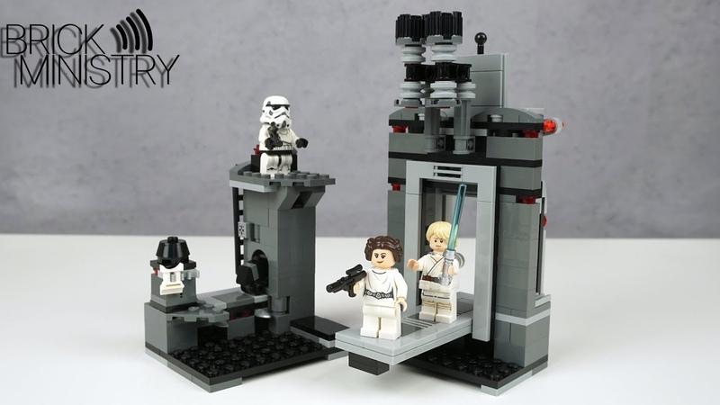 🏃♂️🏃♀️ ПОБЕГ СО ЗВЕЗДЫ СМЕРТИ ● LEGO Star Wars 75229 [Обзор]