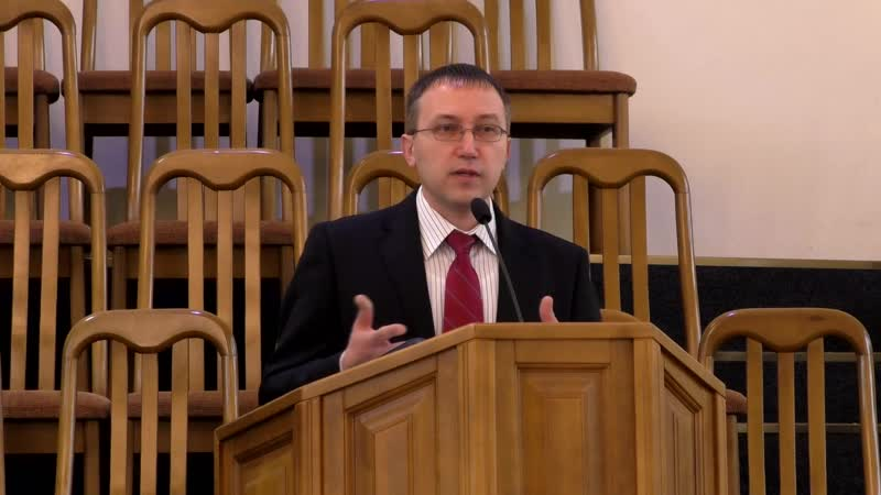 Проповедь (Тит.2.11 - 14) - пресвитер Александр Данилишин