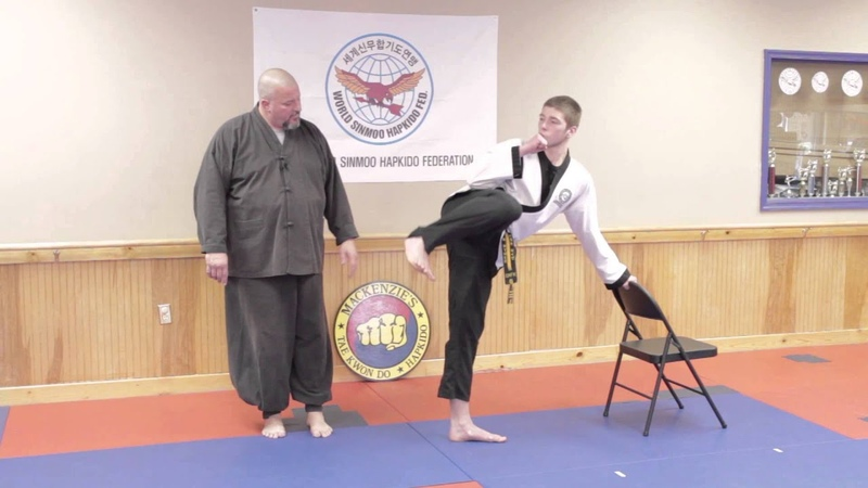 How to Improve Your High Kicking Skills in a Week Hapkido Taekwondo Techniques