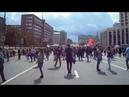 Митинг, проспект академика Сахарова, Москва. 20.07.2019. Соболь, Навальный, провокации