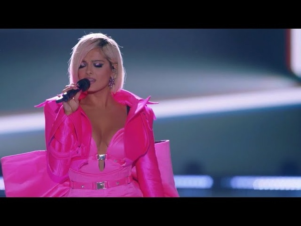 Bebe Rexha - Im A Mess (Live From The Victoria's Secret 2018 Fashion Show)