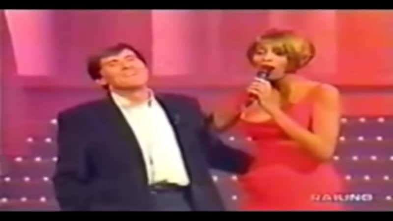Gianni Morandi Whitney Houston All At Once 1999