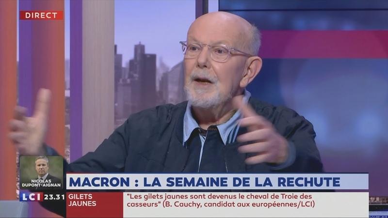 Jean François Kahn fait le lien extrême gauche communisme fascisme nazisme extrême droite