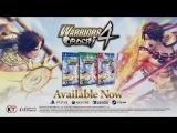 Warriors Orochi 4 - Релизный трейлер