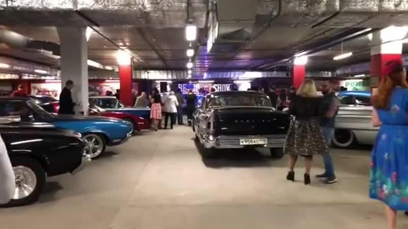 RetroCarShow Live 04.11.2018