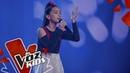 Sarah Lucía canta Se Me Acabó El Amor en los Rescates La Voz Kids Colombia 2019