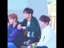 181003 Видео со съёмок Naver × Dispatch