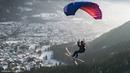 Спидфлаинг в Шамони. Chamonix speedflying