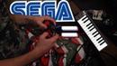 Миди-клавиатура из геймпада от СЕГИ | SEGA JOYSTICK MIDI KEYBOARD